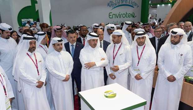 Prime Minister inaugurates AgriteQ2019 and EnviroteQ exhibitions