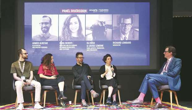 Tasmeem Doha 2019 explores connections of art and design