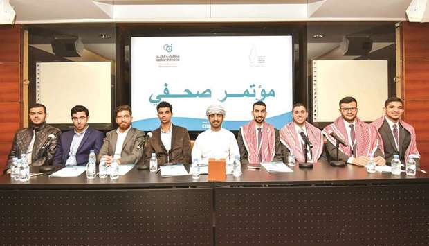 Stage set for grand final of QatarDebate championship