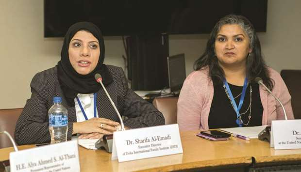 Difi hosts talk on protection systems for girls in region