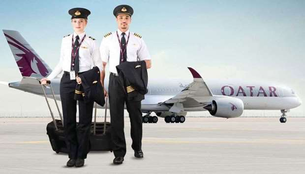 Upon completion of the cadet pilot training programme, candidates obtain a Qatar Civil Aviation Auth