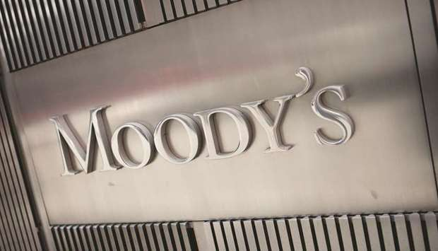 The Moody's logo