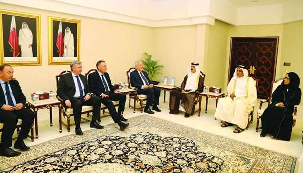 Advisory Council, French Parliament to strengthen parliamentary relations