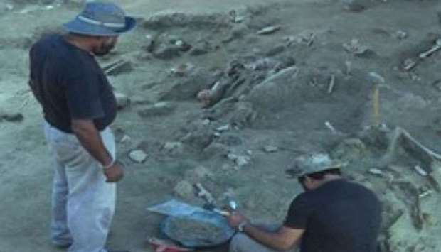 Nearly 300 skeletons found in Sri Lanka's largest mass grave