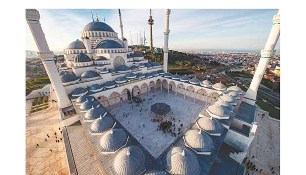 Turkey mosque