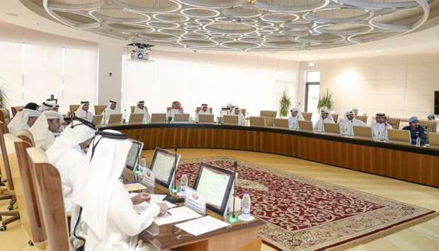Amir presides over meeting of supreme committee for crisis management on Covid-19