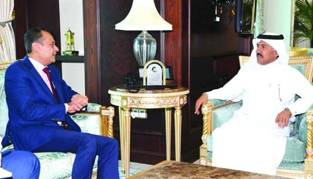 FM receives from Paraguay counterpart