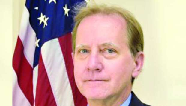 Phillip Nelson is the new chargé d'affaires of the US embassy in Doha.