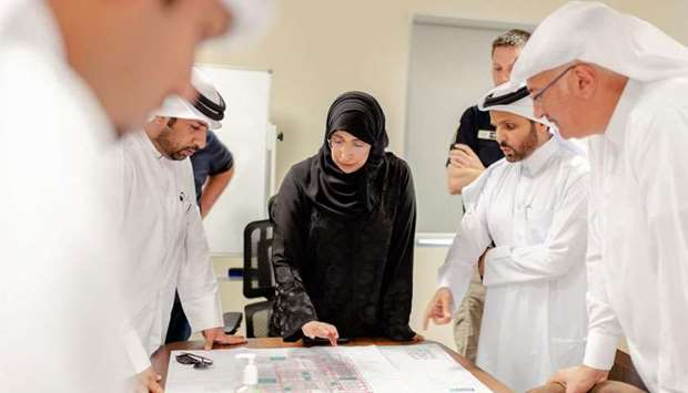 Minister of Public Health and Minister of Municipality and Environment Inspect the Preparedness of U