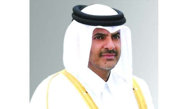 HE the Prime Minister and Minister of Interior Sheikh Khalid bin Khalifa bin Abdulaziz al-Thani.
