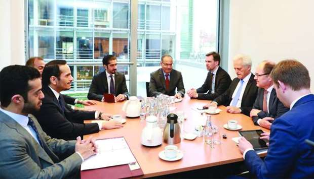 FM meets German-Arab Friendship Association members