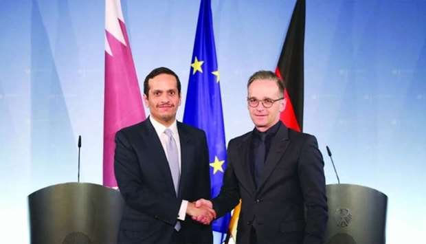 FM meets German counterpart