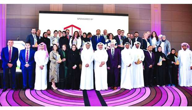 QGBC honours 29 organisations with sustainability awards