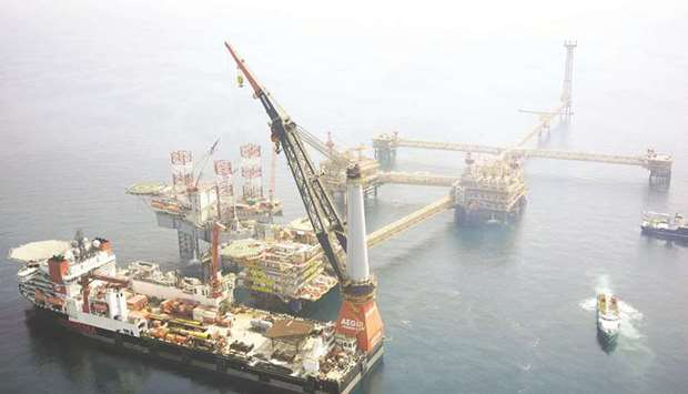 The North Field Expansion (NFE) project is set to enhance the prospects of asset management industry