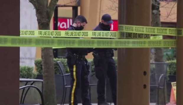 The attack occurred in the early afternoon and investigators appealed for witnesses, especially thos
