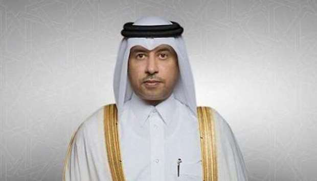 HE the Minister of Justice and Acting Minister of State for Cabinet Affairs Dr. Issa bin Saad Al Nua