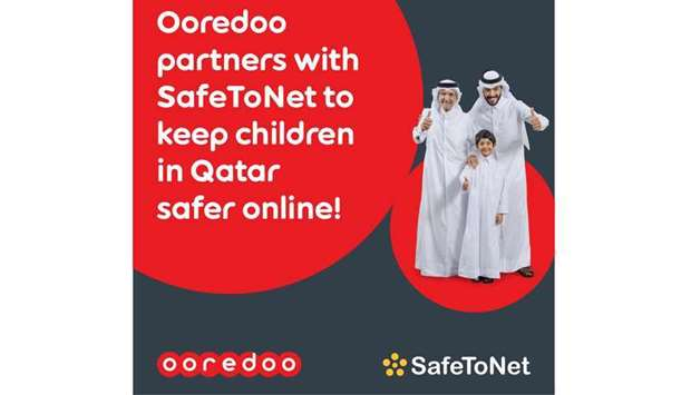 Ooredoo works to ensure online safety for children, young people