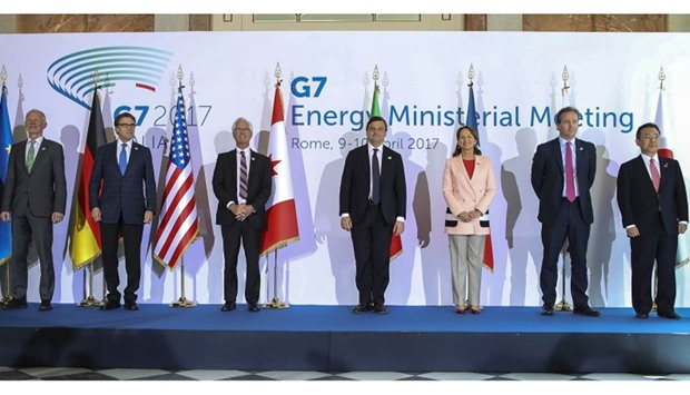 United States  scuppers G7 bid to find joint stance on energy and climate