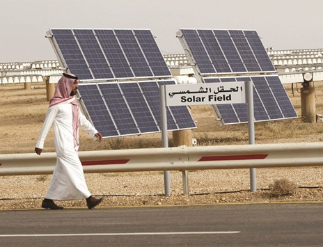 Saudi sees 7,000 jobs coming from solar projects