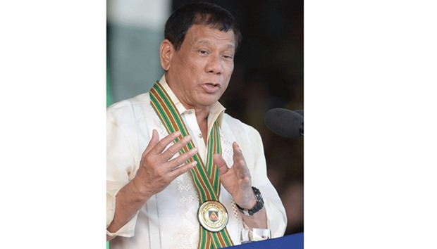 Duterte to meet 2 kings, 1 emir in Middle East next week