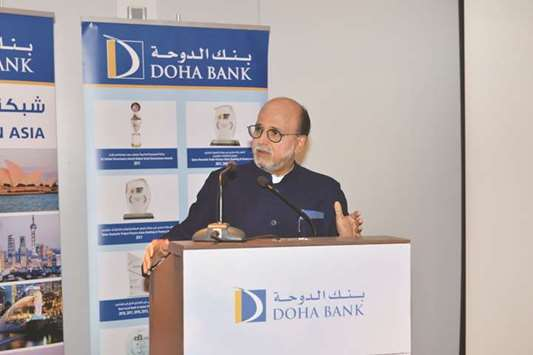 Doha Bank enhances service to NRI customers