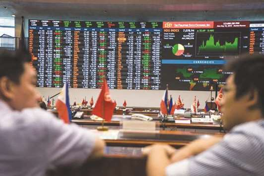 World's most unloved shares nosedive by fears of rate hike