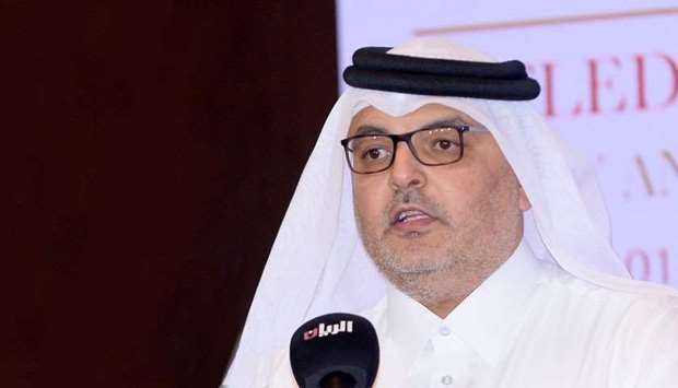 President of the Public Works Authority (Ashghal) Dr Engineer Saad bin Ahmad al-Muhannadi