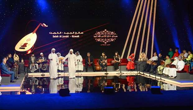 Katara's Oud Festival concludes with a grand concert