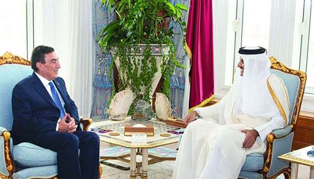 Amir receives message from Jordanian king
