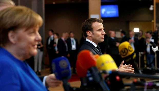 Extraordinary European Union leaders summit in Brussels