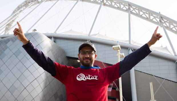 Qatar 2022  volunteer