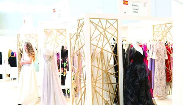 Heya is Qatar's most popular showcase of abayas and traditional Arabian attire.