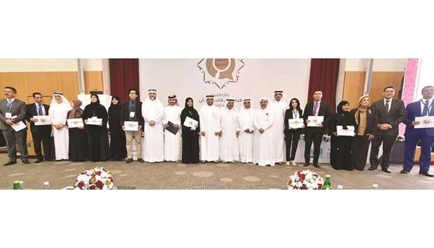 Faisal award winners