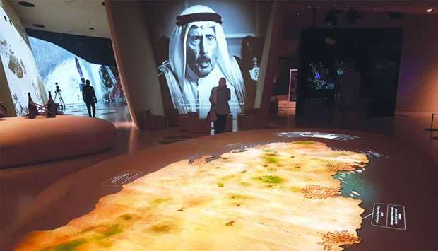 NMoQ, which has permanent and temporary exhibition galleries, provides visitors with an immersive ex