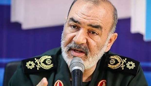 Iran's supreme leader picks new Revolutionary Guard chief