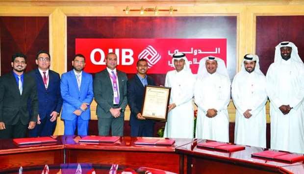 QIIB has received the highest certificate in the protection of banking cards data.