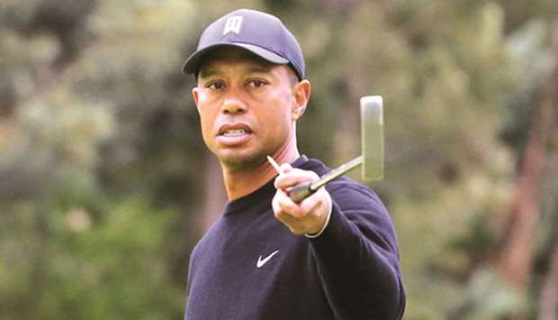 Masters champion Woods to return to Japan in October