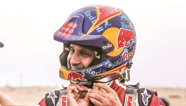 Al-Attiyah hot favourite to win Jordan Rally title