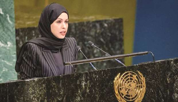 Blockade flagrant violation of international law: Qatar