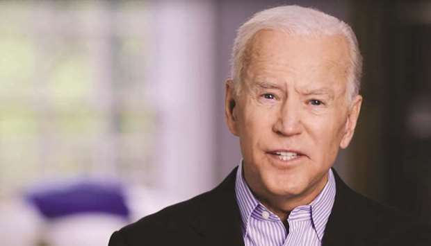 Gloves off as Biden eyes Trump knockout in 2020