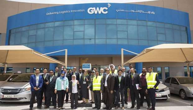 GWC received a Malaysian business delegation led by Malaysia External Trade Development Corporation