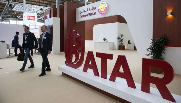 Qatar pavilion at Hannover Fair sees a large turnout