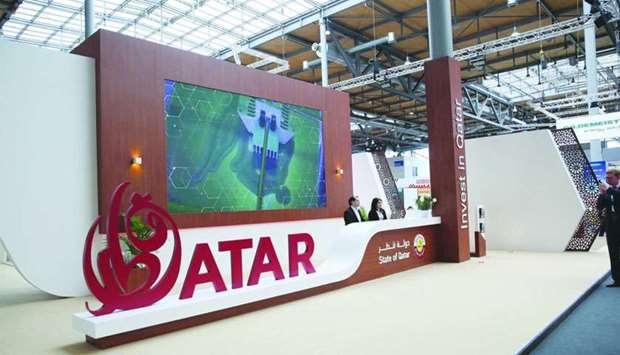 Qatar concluded its participation in the Hannover Fair 2019, which took place in Germany, from April