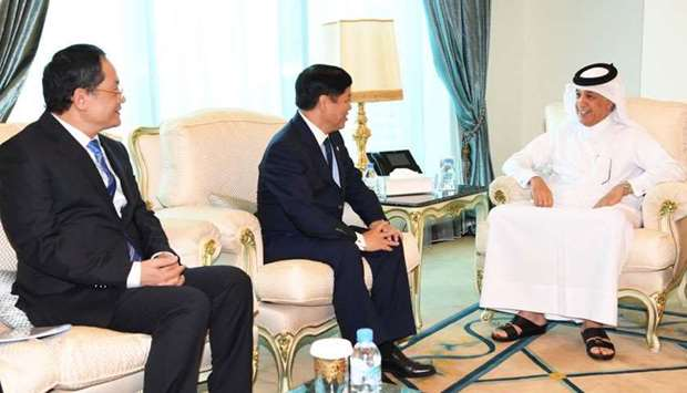 Minister of State for Foreign Affairs Meets Vietnam's Prime Minister, Foreign Minister