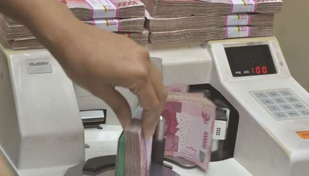 Options markets bet Indonesian rupiah will fall to a record