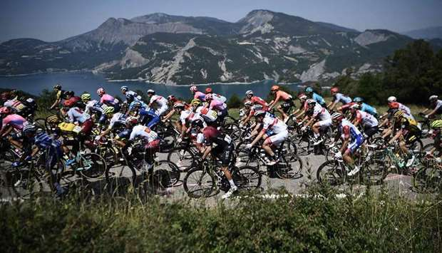 Originally slated to start from Nice on June 27 and finish in Paris on July 19, there is no chance T