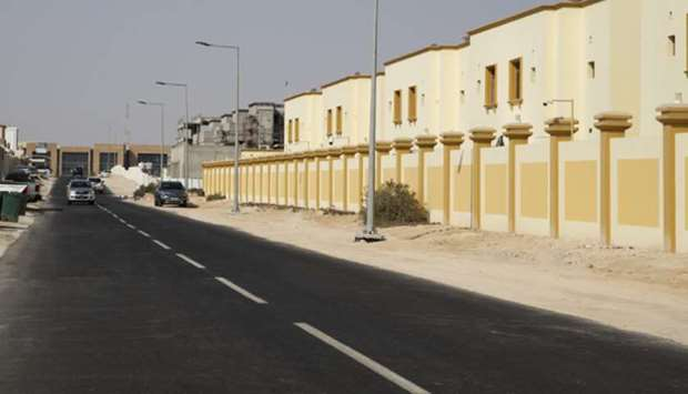 Ashghal completes several road works