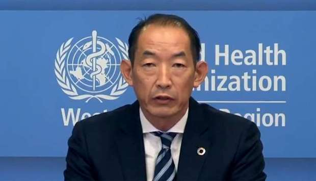 Takeshi Kasai, WHO regional director for the Western Pacific