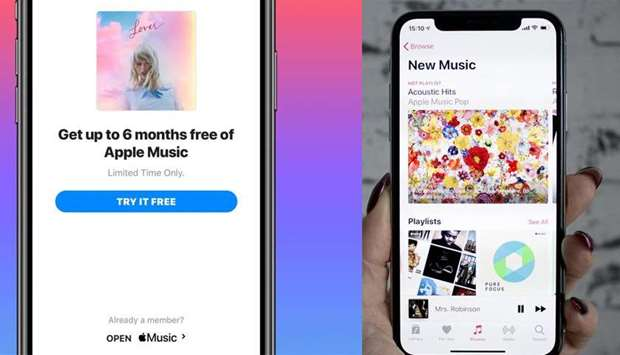Apple Music expands to 52 new countries including Qatar