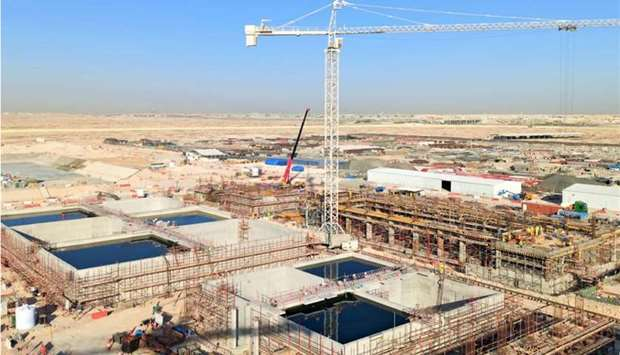 Ashghal project clocks up one million man-hours without loss time injury